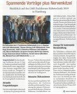 05.07.19 K Zeitung FFHamburg Nachbericht